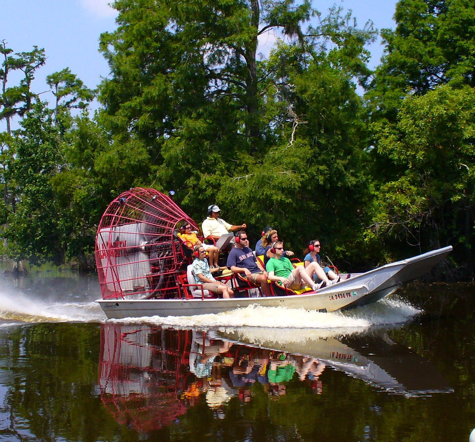 Swamp Tours New Orleans French Quarter